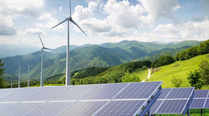Investissement dans les énergies vertes